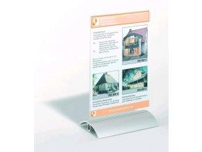 Zboží na objednávku - Informační stojánek PRESENTER A5 Durable 8588 1 ks v balení