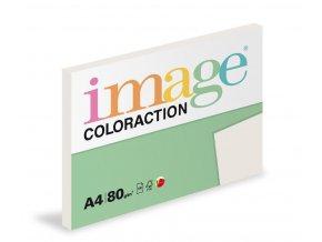 Zboží na objednávku - Papír COLORACTION A4 80g/100 Iceland středně šedá GR21
