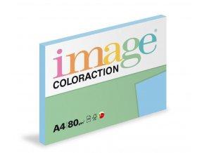 Zboží na objednávku - Papír COLORACTION A4 80g/100 Iceberg ledově modrá OBL70