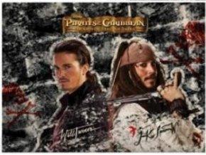 VÝPRODEJ - Psaníčko s drukem A4 Pirates of The Caribbean 1 kus
