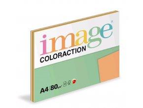 Papír COLORACTION A4 80g/100 mix intensiv 5x20 listů