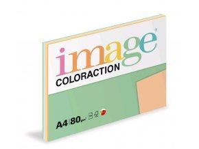 Papír COLORACTION A4 80g/100 mix pastel 5x20 listů