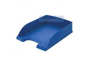 VÝPRODEJ - Odkladač na dokumenty Leitz Standard Plus 52270035 modrá