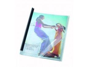 Zboží na objednávku - Násuvná lišta A5  5mm Durable 2911 čirá [ POUZE PO 100 ks ]