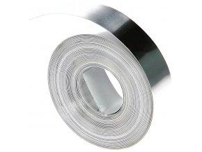 Dymo páska M11 12,7x4,8m hliník bez lepidla S0720160