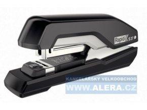 Zboží na objednávku - Sešívačka Rapid Supreme S27 SuperFlatClinch™ 30 listů černá (HS)
