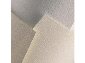 Papír Galerie Standart A4/230gr.20 listů Rustikal bílá