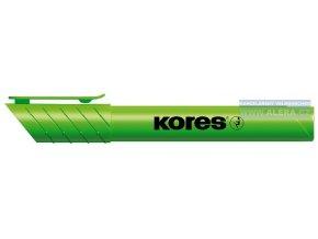 Zvýrazňovač Kores HIGH LINER Plus 0,5-5 mm, zelený