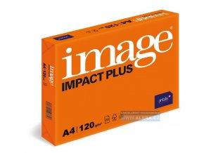 Papír Image Impact Plus A4 120gr  250listů /ORANŽOVÝ OBAL/