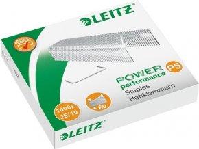 Zboží na objednávku - Spony do sešívačky 25/10 1000ks Leitz Power Performance P5