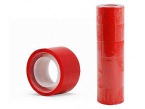 VÝPRODEJ - Páska lepicí 24x10 červená