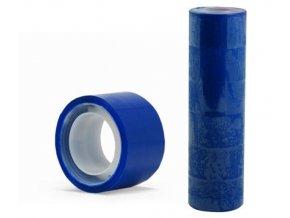 VÝPRODEJ - Páska lepicí 24x10 modrá
