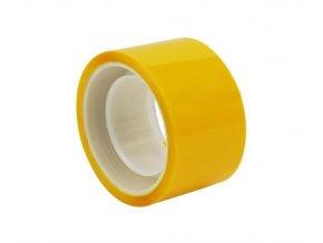 Páska lepicí 24x10 žlutá
