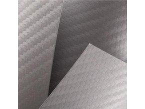 Papír Galerie Premium A4/220gr.20 listů Batik stříbrná