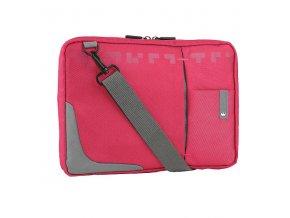 """Taška na tablet 10,2"""", růžová z nylonu, NT008, Crown"""