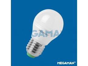 MEGAMAN LG5205.5 LED kapka 5,5W E27 2800K LG2605.5/WW/E27
