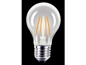 LED žárovka 4W E27 180-260V čirá