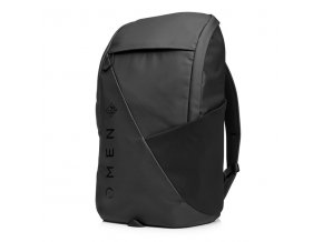 """Batoh na notebook 15,6"""", OMEN Transceptor 15 Gaming Backpack, černý z voděodolného materiálu, HP"""