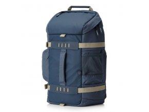 """Batoh na notebook 15,6"""", Odyssey OBlue, modrý z polyesteru, HP"""