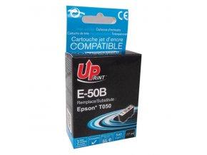UPrint kompatibilní ink s C13T050142, black, 13ml, pro Epson Stylus Color 440, 480, 500, 660, Photo 700, 1200