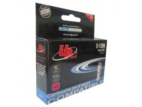 UPrint kompatibilní ink s C13T12834011, magenta, 165str., 10ml, E-128M, pro Epson Stylus S22, SX125, 420W, 425W, Stylus Office BX3