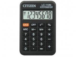 Kalkulačka Citizen LC-110N - DLOUHODOBĚ NEDOSTUPNÉ