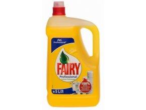 Jar 5 litrů Fairy Professional - na nádobí