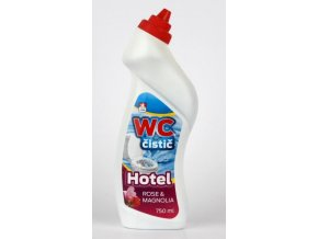 Fika WC čistič Hotel rose & magnolia 750ml