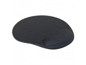 Podložka pod myš gelová LOGO černá