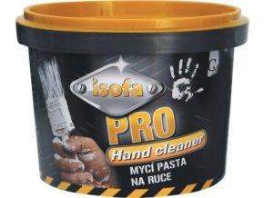 ISOFA PRO - mycí pasta s lanolinem 500gr žlutá