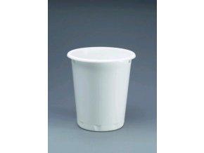 Zboží na objednávku - Odpadkový koš Basic Durable 1701572010 bílá