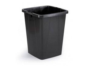 Zboží na objednávku - Odpadkový koš DURABIN 90 Durable 1800474221 černá