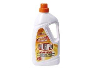 PULIRAPID Casa AGRUMI 1,5 litru na podlahu - s vůní citrusových plodů