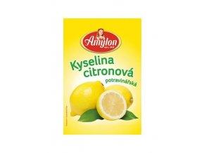 Kyselina citronová 100gr. potravinářská