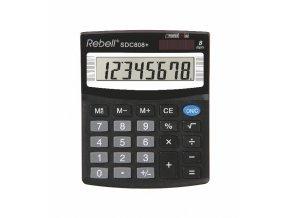 Kalkulačka Rebell SDC408 BX