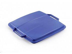 Zboží na objednávku - Odpadkový koš DURABIN 90 Durable 1800475040 poklop modrý