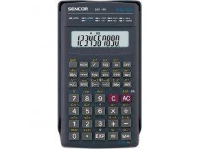 Kalkulačka Sencor SEC 185 - školní, vědecká, 139 funkcí