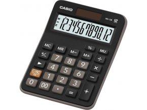 Kalkulačka Casio MX 8 B BK černá