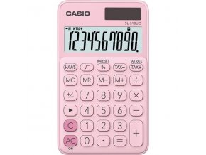 Kalkulačka Casio SL 310 UC PK růžová