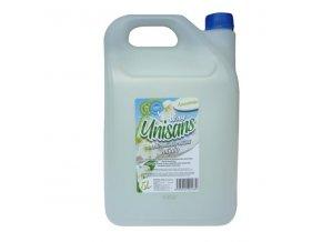 UNISANS - tekuté mýdlo 5  litrů - s antibakteriální přísadou - konvalinky