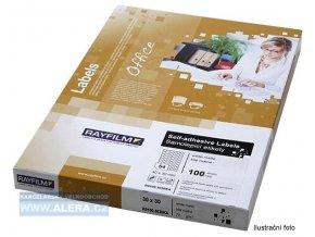 .Etikety R0100 bílé  100listů