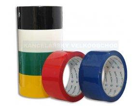 Páska lepicí 48x66m barevná