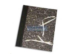 Desky na výkresy A3 rožky tkanice hřbet