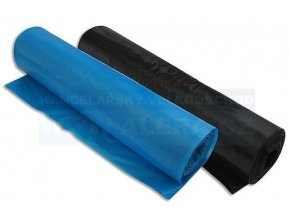 Pytel  70x110 - 60mic /20ks černá