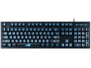 Klávesnice Genius GX Gaming Scorpion K6 USB CZ podsvícená