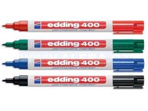 Zboží na objednávku - Popisovač Edding 400 1mm permanentní