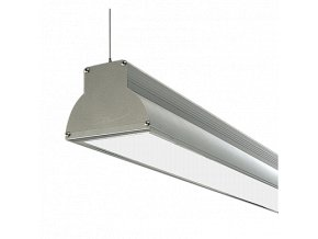 TAUR LED 45W/830 1L/150 IP20 PRISMA, 8595209953469