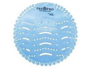 FrePro - Wave1 - sítko do pissoáru  - vůně bavlna - modrá