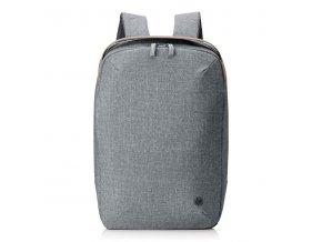 "Batoh na notebook 15,6"", HP RENEW Grey Backpack, šedý z polyesteru, HP"