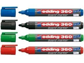 Popisovač Edding 360 1,5-3mm bílá tabule